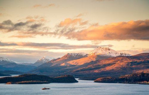 11. Loch Lomond & The Trossachs