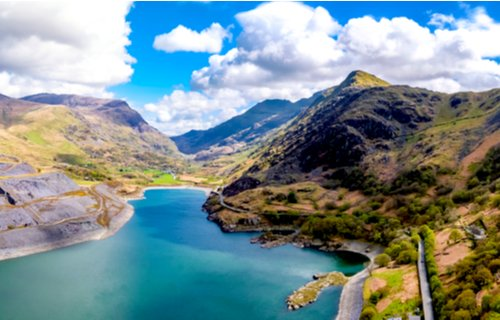 3. Snowdonia, North Wales