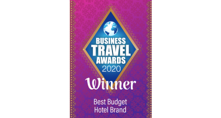 Premier Inn wins Best Budget Hotel Brand award