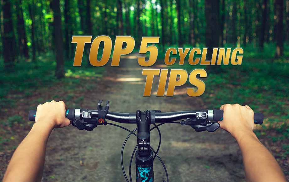 Tips for travelling with a bike
