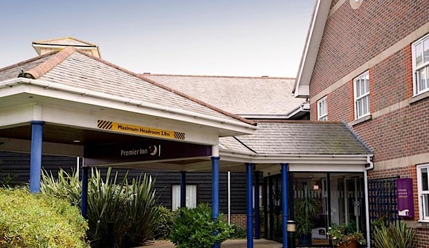 Premier Inn Braintree (Freeport Village) Review