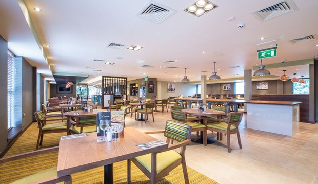 Restaurant at Premier Inn Chelmsford City Centre