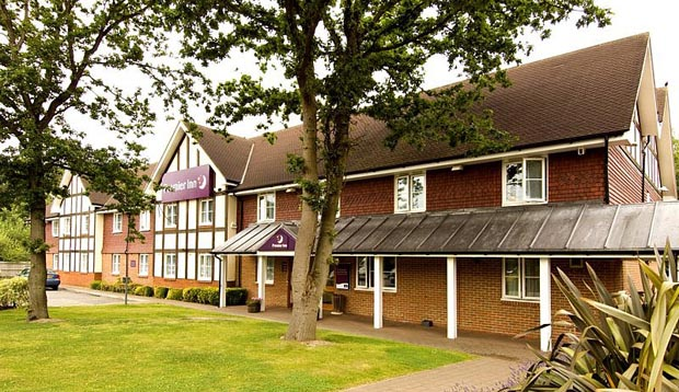 Exterior of Premier Inn Hotel London Gatwick Airport East (Balcombe Road)
