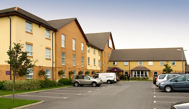 Exterior of Premier Inn Darlington East (Morton Park)