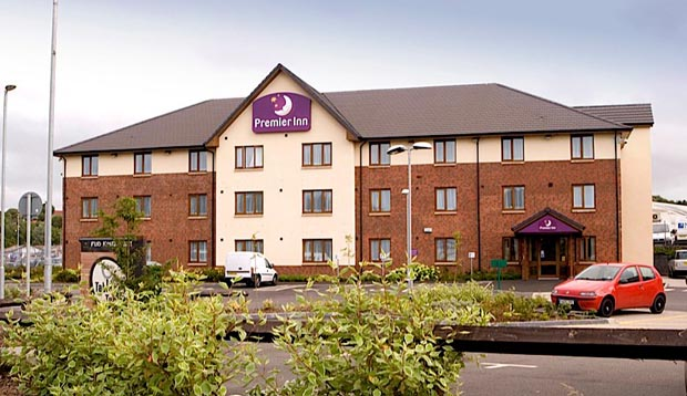 Exterior of Premier Inn Glasgow East Kilbride (Nerston Toll)