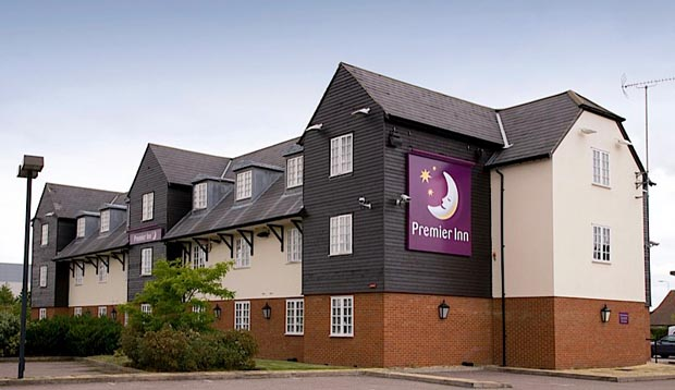 Exterior of Premier Inn St. Neots (A1/Wyboston)