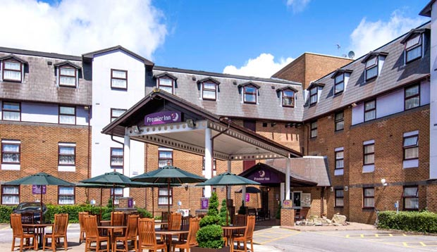 Exterior at Premier Inn London Gatwick Airport (A23 Airport Way)
