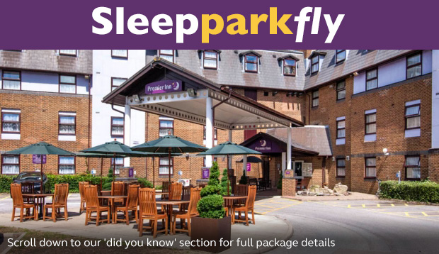 Exterior of hotel and restaurant area at Premier Inn London Gatwick Airport (A23 Airport Way)