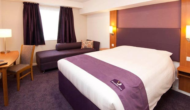 Double room at Premier Inn London Gatwick Airport (North Terminal)