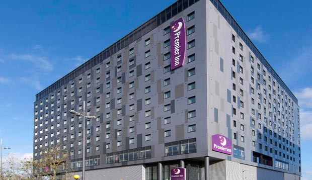 Exterior of Premier Inn London Gatwick Airport (North Terminal)