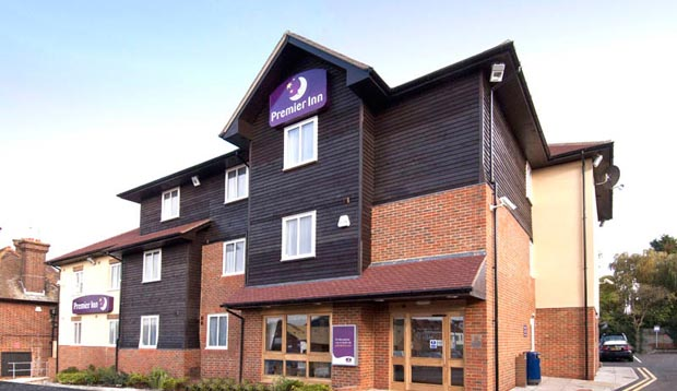 Exterior at Premier Inn Rainham (Kent)