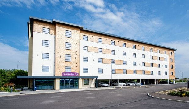 Exterior at Premier Inn Great Yarmouth