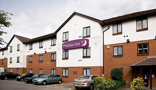 Exterior at Premier Inn London Hayes, Heathrow