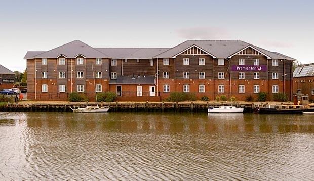 Premier Inn Isle Of Wight (Newport)