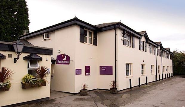 Premier Inn Knutsford (Mere)