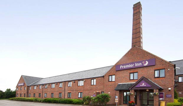 Exterior at Premier Inn Leeds South (Birstall)