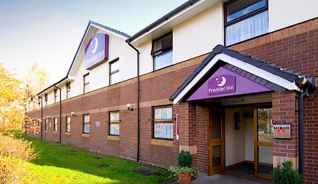 Exterior at Premier Inn Liverpool (Tarbock)