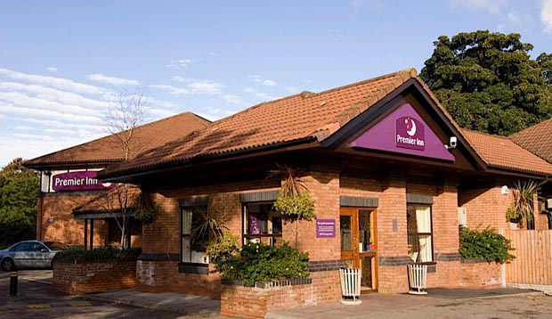 Exterior at Premier Inn Liverpool (West Derby) hotel