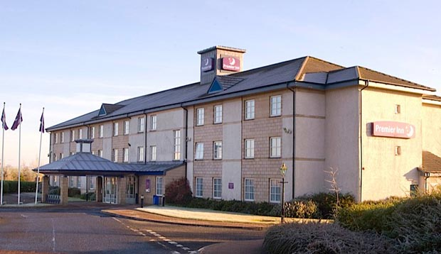 Exterior at Premier Inn Livingston (Bathgate)