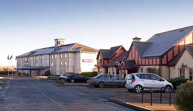 Premier Inn Livingston (Bathgate) Review