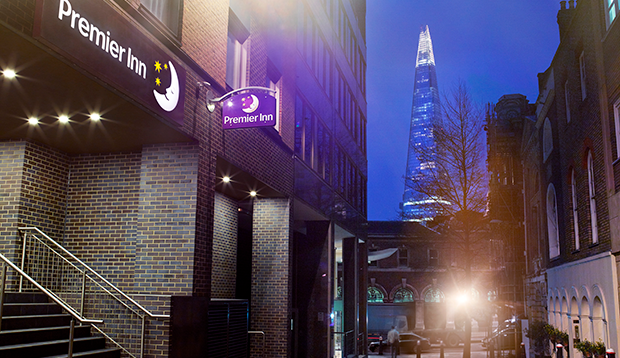 Surrounding area at Premier Inn London Bank (Tower)