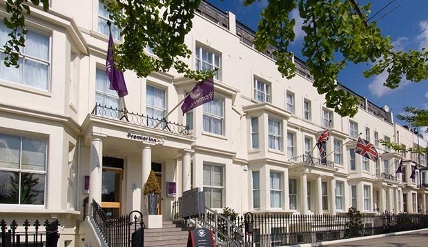 Surrounding area at Premier Inn London Kensington (Olympia)