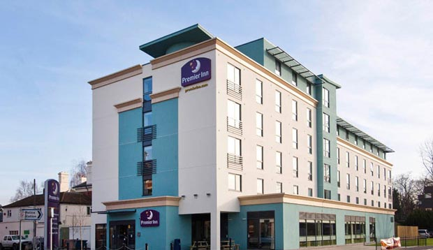 Exterior at Premier Inn Loughton/Buckhurst Hill