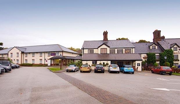 Premier Inn Northwich (Sandiway)