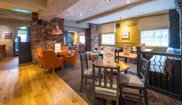 Restaurant at Premier Inn Southport (Ormskirk)