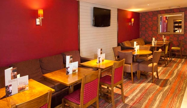 Restaurant at Premier Inn Rochester