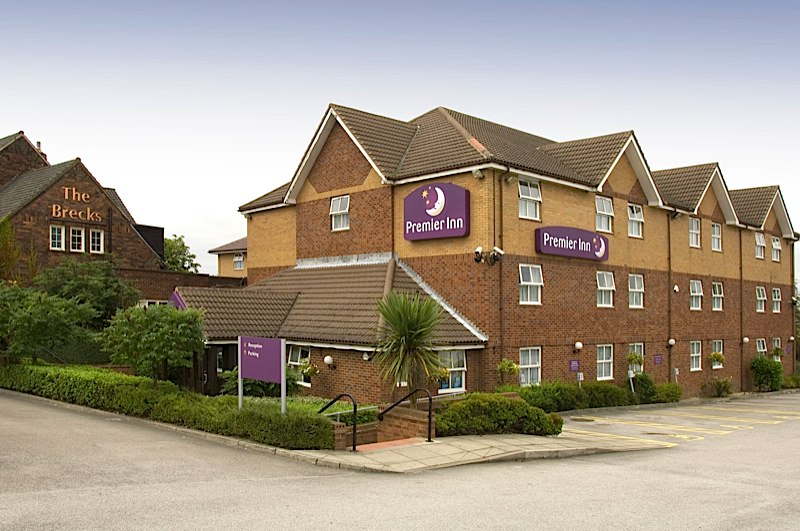Exterior at Premier Inn Rotherham East (M18/M1)