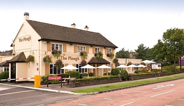 Premier Inn Slough Review