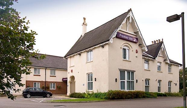 Exterior at Premier Inn Taunton Ruishton (M5, J25)