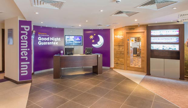 Yeovil Town Centre Hotel