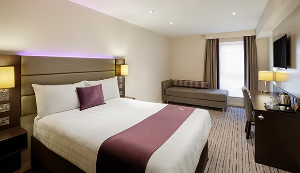 New generation Premier Inn double room