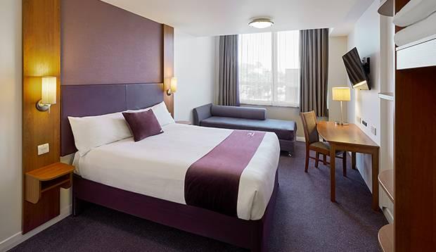 London Leicester Square Hotels London Premier Inn